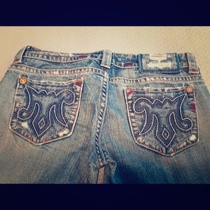 MEK boot cut Jeans